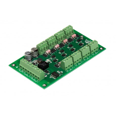 DMX 8-way Splitter Module