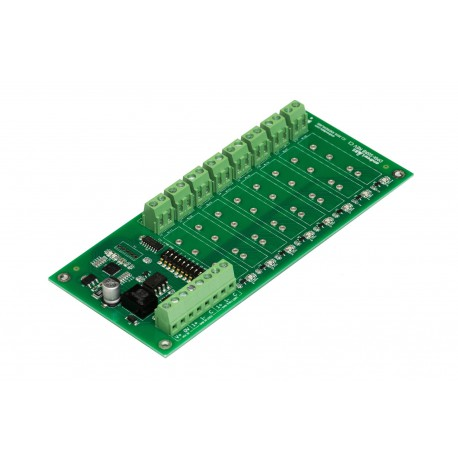 DMX 8-ch. Solid State Relay Output Module