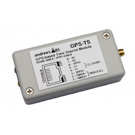 GPS RS422 Time Source Module