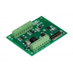 DMX 8-ch. 0 - 5 V Analog Output Module